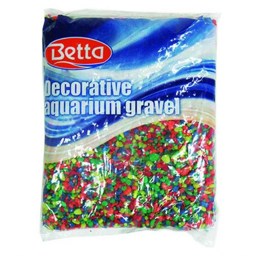 Betta Neon Rainbow Gravel 2.27kg
